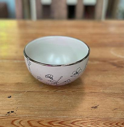 Wild flower nibbles bowl