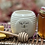 Thumbnail: Delightful honey jar with drizzler