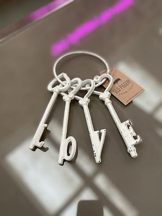 Jailers love keys