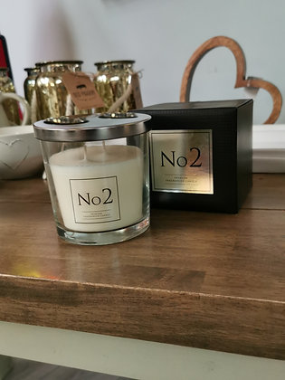 Luxury Scented Candles with Lid