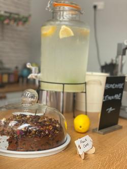 Tea Room and Cake
