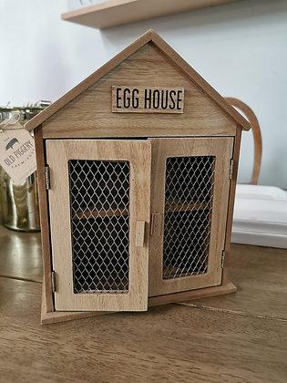 Shabby chic egg house