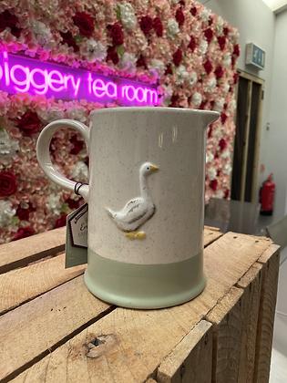 Large goose jug