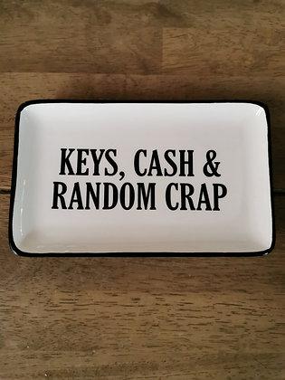 Key trays