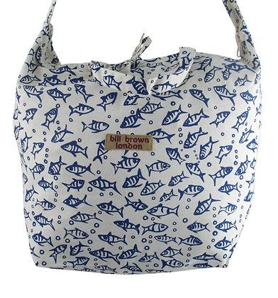 Bill Brown 'Cousteau' beach bag
