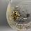 Thumbnail: Diamanté bee motif gin goblet