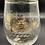 Thumbnail: Diamanté bee glass tumbler