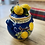 Thumbnail: Biscotti hand made lemon biscuit jar