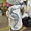 Thumbnail: Heavy duty 100% cotton beach bag•kit bag•laundry bag