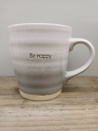 Be kind / be happy mug