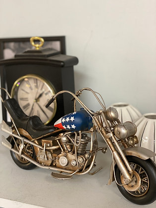 Mini Motorcycle Mantlepiece