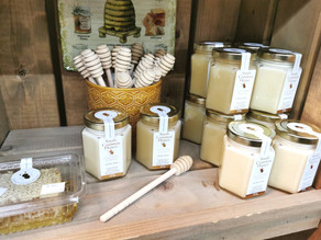 'Sinah Common' Honey in our Farm Shop