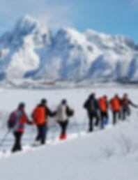 escursioni brescia trekking ciaspole nordic walking