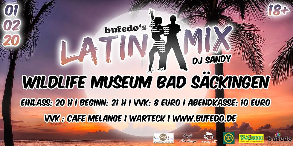 bufedo´s Latin Mix