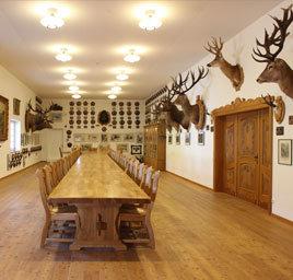 Jagdzimmer