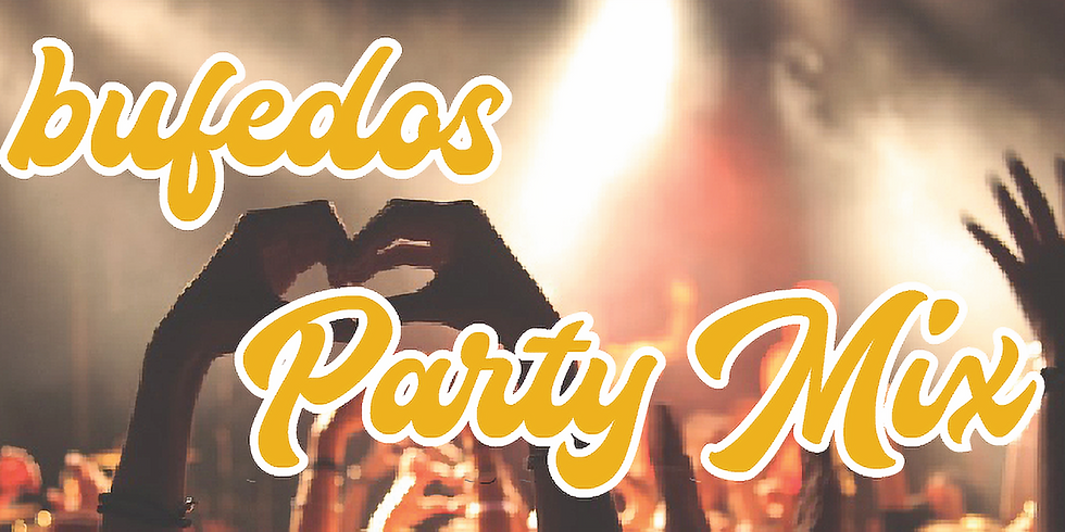 bufedo´s PartyMix (80er, 90er)