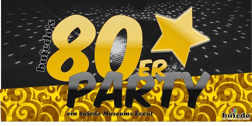 bufedo´s 80er Party