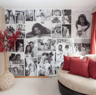 WeMontage Removable Photo Wallpaper
