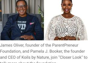 NPR Atlanta Features  The ParentPreneur Foundation