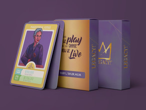 Community Member Product Spotlight: LEGACY! Card Game