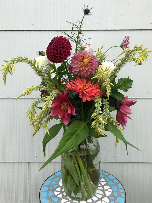 2021 Spring Flower CSA Subscription: Option 2 (April 19 - May 24)