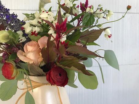 Mother's Day Recap & Flower Roundup