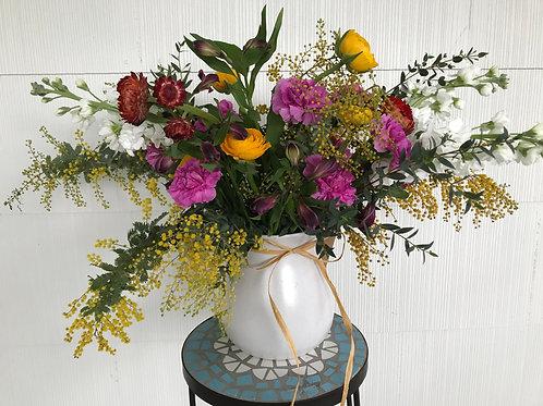Spring Floral Design with Secret Garden Guru