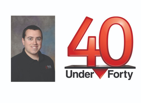 2020 CSE 40 Under 40 Awardee: Chris Crivello!