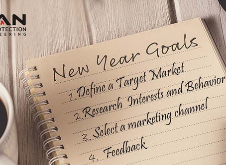 Marketing Corner: New Year Goals