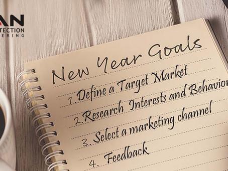Marketing Corner: New Year Goals