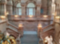 NYS Capitol Building, Million Dollar  Staircase.JPG