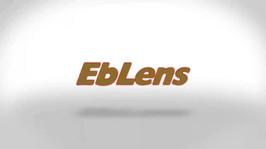 Eblens Multiple Logo Treatments