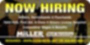Miller Well Servicing - Mini Billboard J