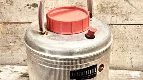 Vintage water igloo