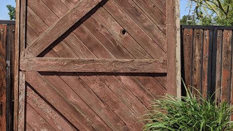 9' Barn Door