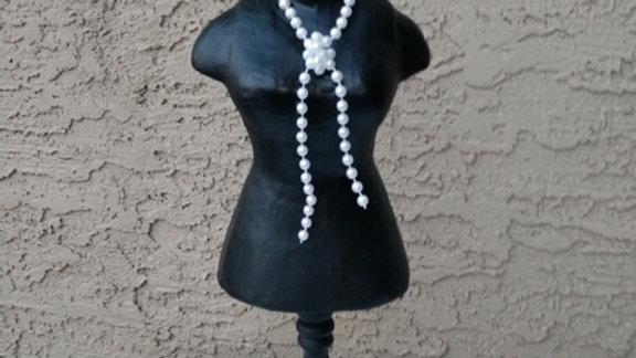 Farmhouse Black Mannequin