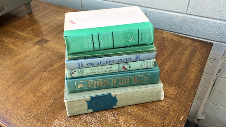 Collection of 6 Vintage Books
