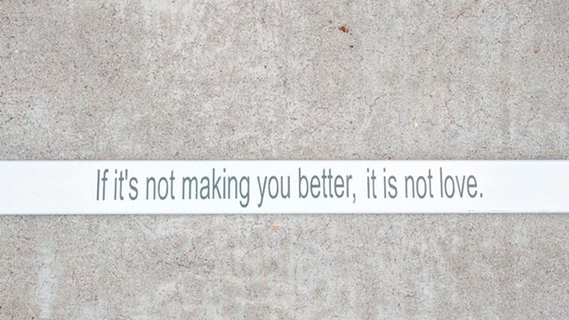 If It's Not Making You Happy Sign