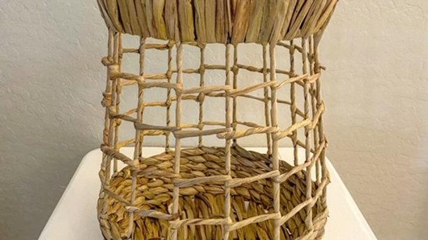 Large Modern Basket