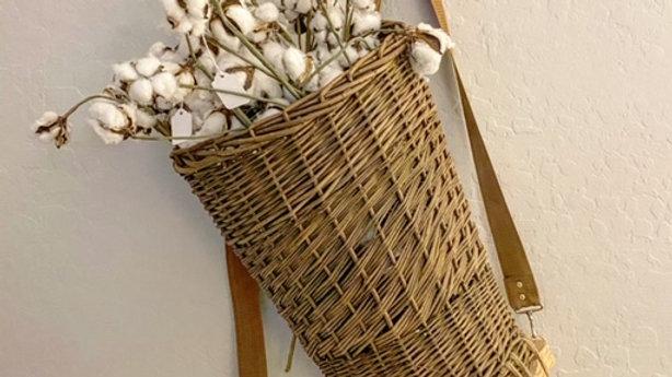 Large Willow Picking Basket