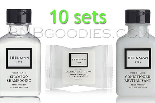 Beekman 1802: 10 Sets With Soap