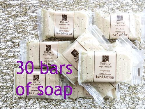 Pro Terra Soap: 30 Guest Bars
