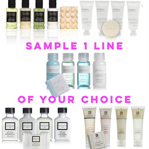 Sample Pack - Try 1 Line! ($4.75 - $6.25)