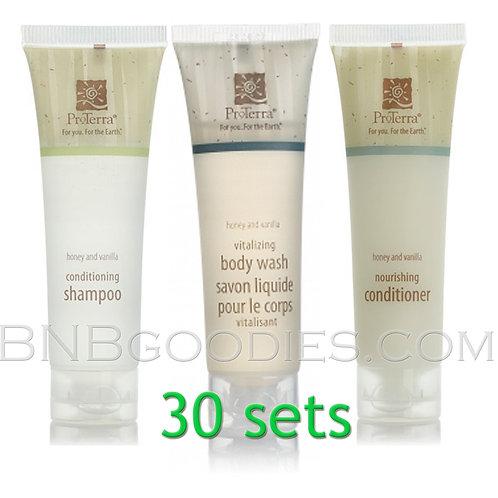 ProTerra : 30 Sets w/Body Wash
