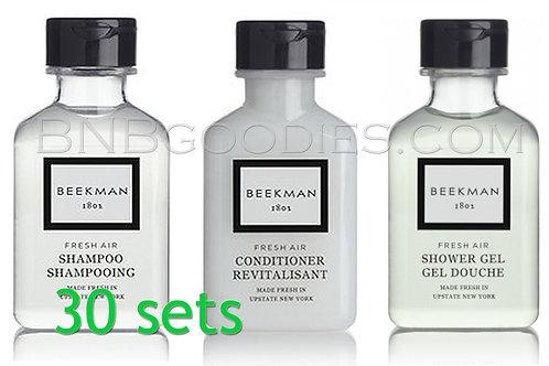 Beekman 1802' : 30 Sets w/ Body Wash