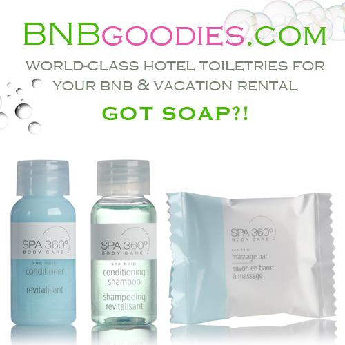 Airbnb Toiletries Amenities Guest Soap Beverly Hills Bnb Goodies