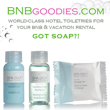 small hotel soaps airbnb superhosts amenities bnb supplies toiletries