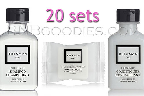 Beekman 1802: 20 Sets With Soap