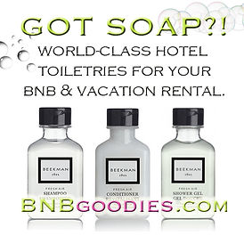small hotel soap airbnb superhost guest toiletries airbnb amenities