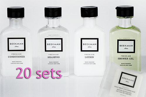 Beekman 1802 Deluxe Sets -20 guests